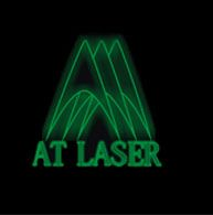 AT Laser AT-S28  профес. лазер RGY(Red 120mW, Green 60 mw), авто, звук. актив.