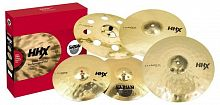"Sabian HHX Evolution Promotional Set  набор тарелок (14""HH, 16""CR, 20""RD+18"" O-Zone CR"