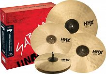 "Sabian HHX Complex Promotional Set  набор тарелок (14"" HH, 16"" CR, 20"" RD+18"" CR)"