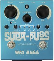 Way Huge WHE707  гитарный эффект Supa Puss Analog Delay