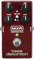 MXR M85  Bass Distortion, эффект дисторшн для бас-гитары