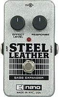 Electro-Harmonix Nano Steel Leather SALE  гитарная педаль Attack Expander
