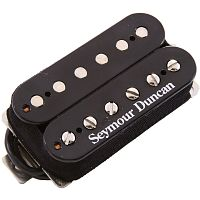 Seymour Duncan TB-6 Duncan Distortion Trembucker Black  Звукосниматель для электрогитары, хамбакер