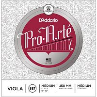 D`Addario J58 MM  pro arte viola set medium - струны для альта